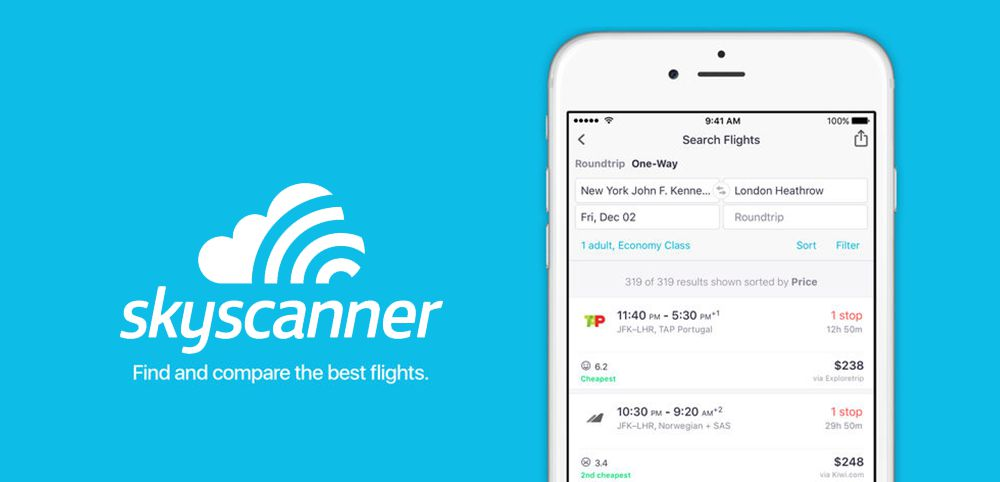Skyscanner Affiliates
