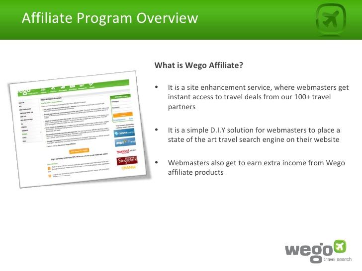 Wego Affiliate Program