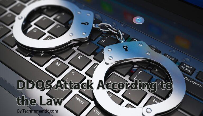 Is DDosing Illegal