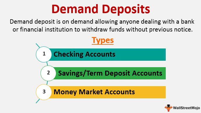 DDA Bank Account