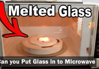 Can you Put Glass into Microwave