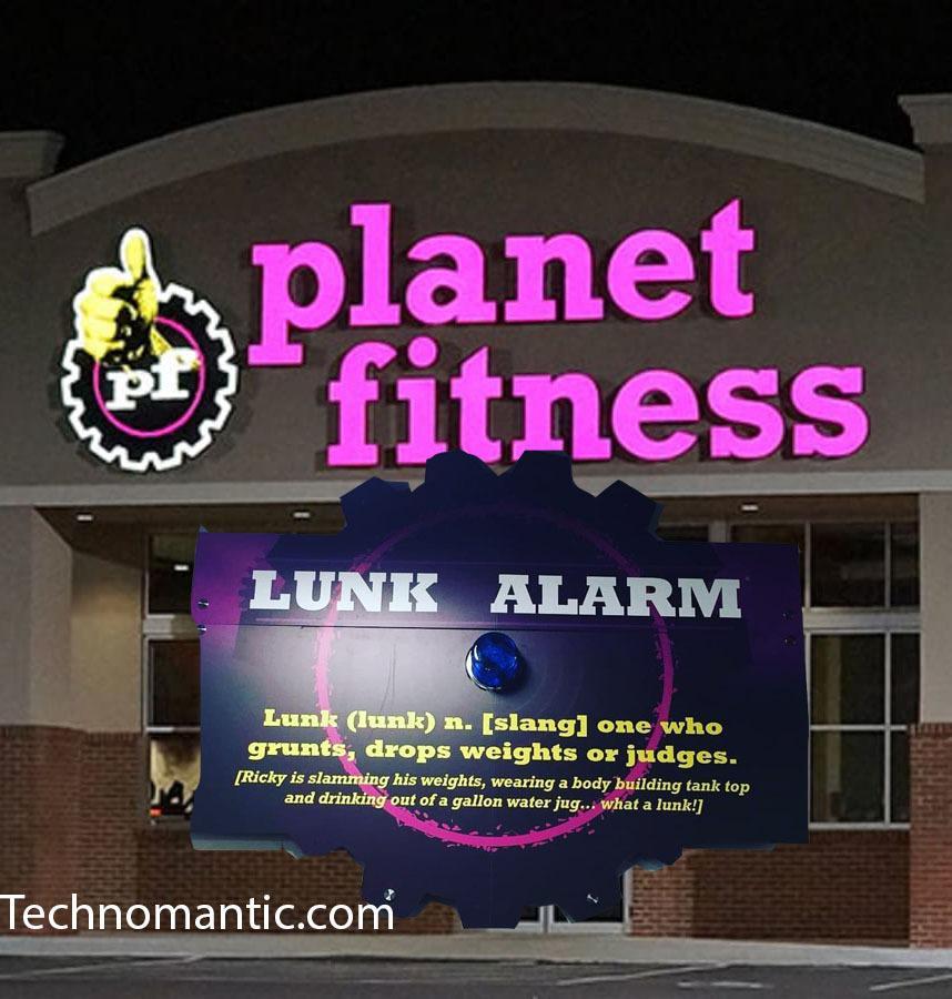 Lunk Alarm