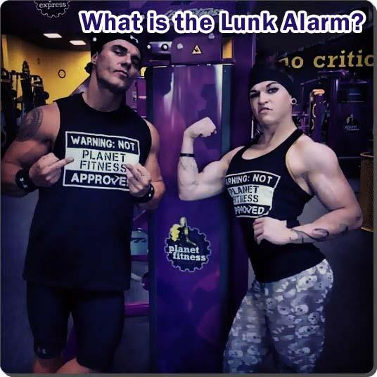 What is the Lunk Alarm