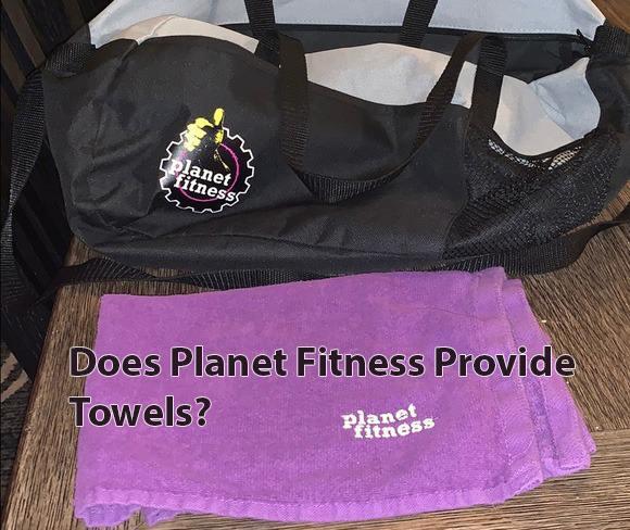 Planet Fitness Towel