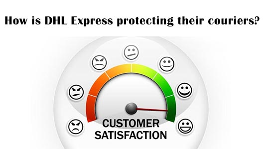ow DHL Express Protect Couriers