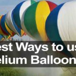 Best way to use helium baloon