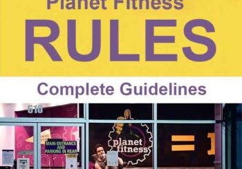 Planet Fitness Rules