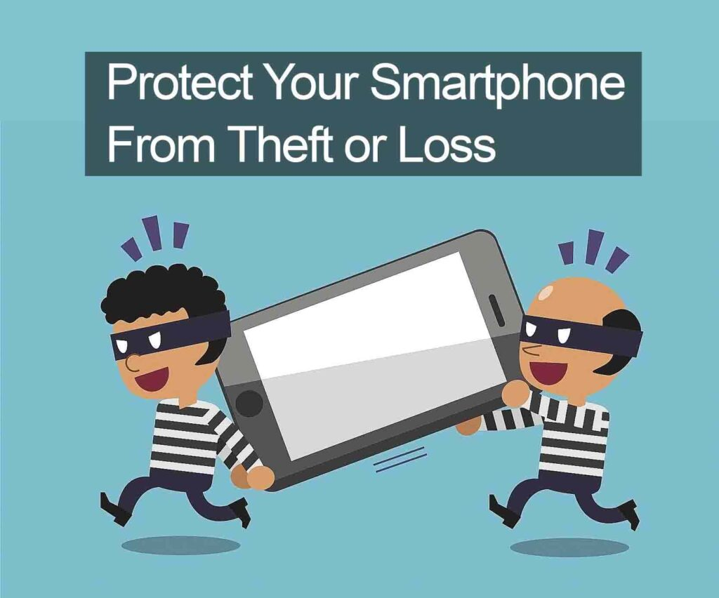 Protect Your Smartphone From Theft