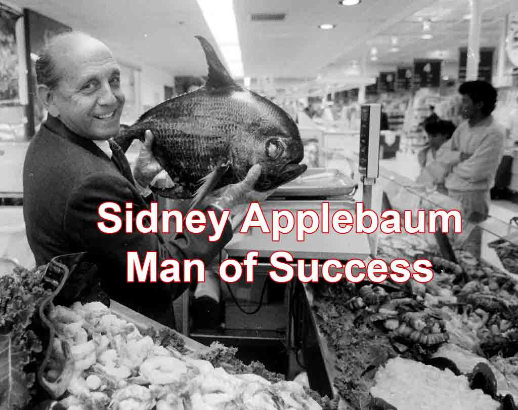 Sidney Applebaum 'A Man of Success'