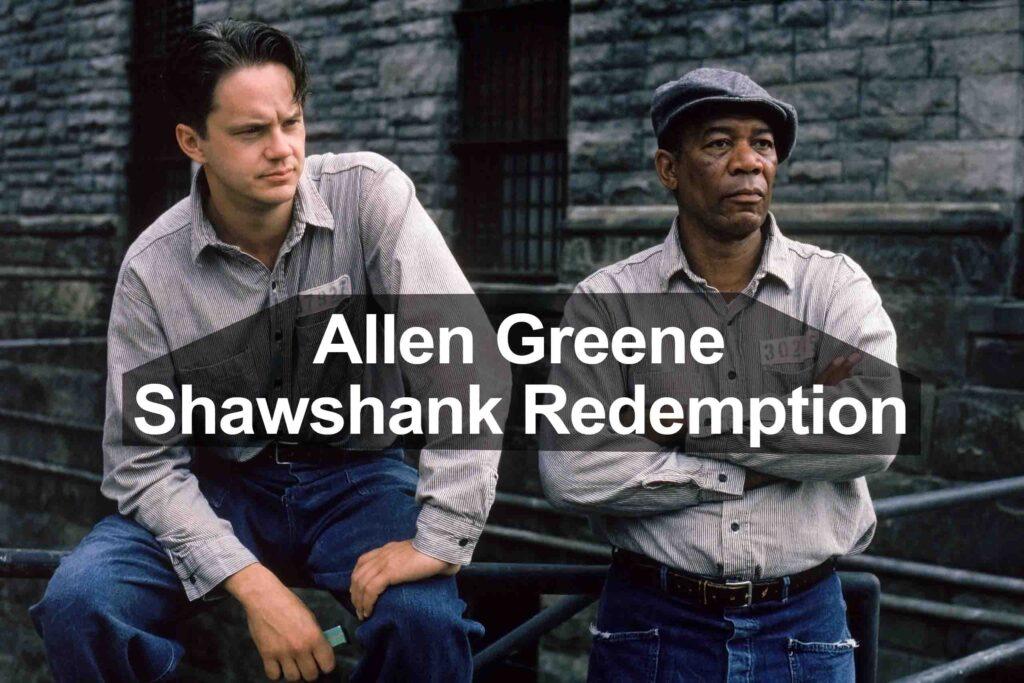 Allen Greene form film Shawshank Redemption