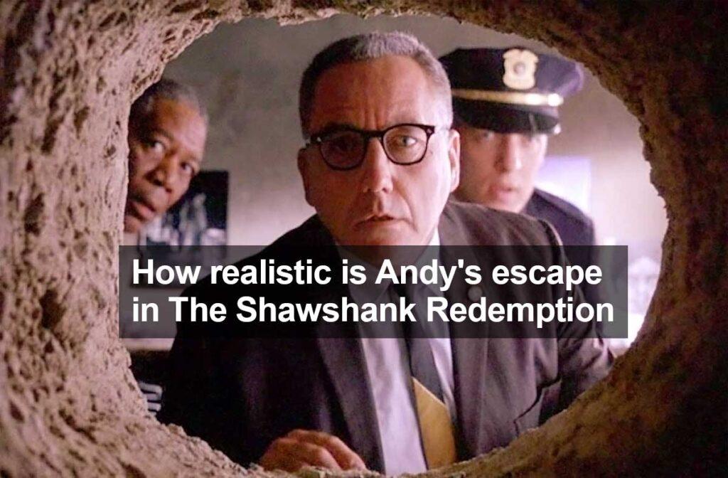 hawshank Redemption