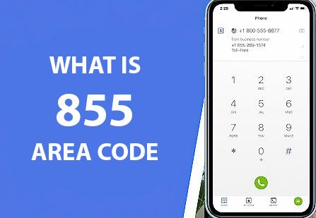 855 Area Code